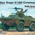 V-100 Commando Barvu Chodit - Letka Signál SS5708