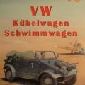 VW Kubelwagen Schwimmwagen - Wydawnictwo Militaria 076