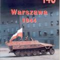 Varsovie 1944 - Wydawnictwo Στρατιωτικό 148