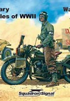 WWII Motorcycles Color Walk Around - Squadron Signal SS5707