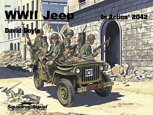 World War II Jeep I Action - Skvadron Signal SS2042
