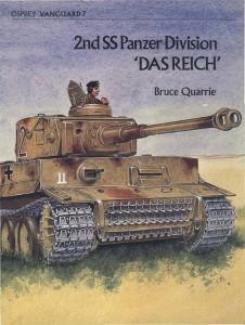 2nd SS Panzer Division - VANGUARD 07