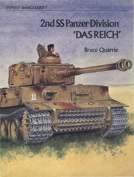 2ª División Panzer de las SS - VANGUARD 07