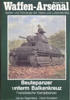 Beutepanzer - Waffen Arsenal 121