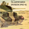 Britanniques 7th Armoured - VANGUARD 01
