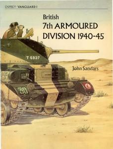 Britisk 7th Armoured - VANGUARD 01