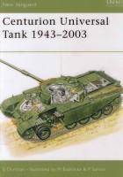 Centurion Universal Buffertank 1943 - NYE VANGUARD 68
