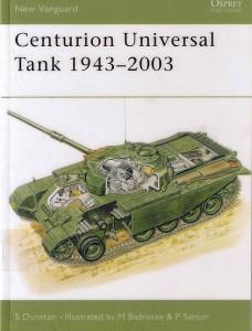 Centurion Universal Tank 1943 - NEW VANGUARD 68