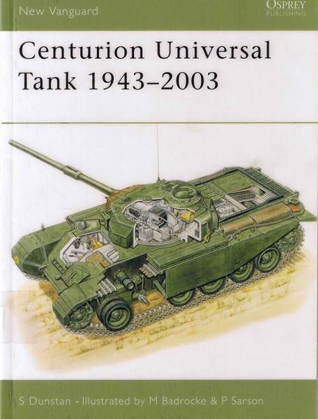 百夫长通用坦克1943年新的先锋68
