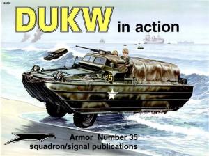 DUKW em Ação - Esquadrão Sinal SS2035