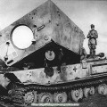 Destroyed and battle damaged AFV 1 Photos