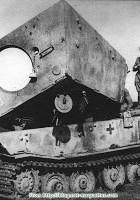 破壊され、戦傷AFV1-写真