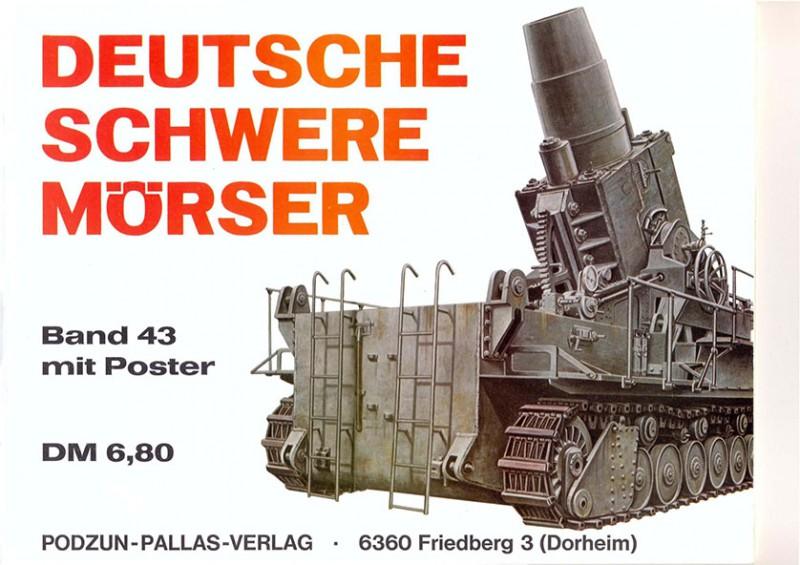 Německé Těžké Minomety - Zbraně Arzenál 043