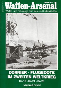 Dornier Do 18 - Do 24 - Do 26 - Waffen Arsenale 171