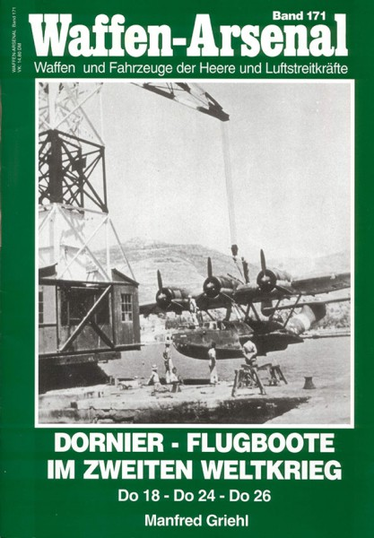 Dornier Do 18 - 24 - Do 26 - Waffen Arsenaal 171