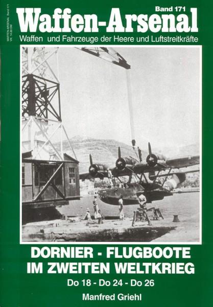 Dornier Do 18 Do 24 Do 26 Waffen Arsenal 171 Livre