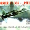 Dornier Do 335 - Broń Arsenal 093