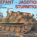 Elephant - Jagdtiger - Sturmtiger - Waffen Arsenal 099