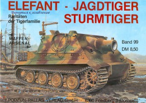 Elevant - Jagdtiger - Sturmtiger - Arsenal Relvi 099