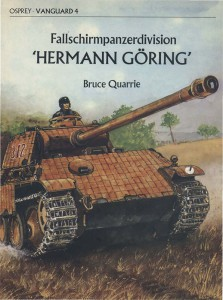 FallschirmPanzerdivision Hermann Goring - VANGUARD 04