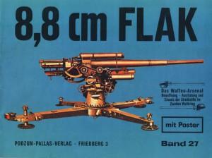 Зенітні 88 - мм знаряддя Арсенал 027