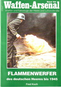 Flammenwerfer - Waffen Arsenal 154