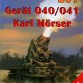 Készülék 040/041 Karl Mörser - Wydawnictwo 281