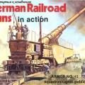 Des chemins de Fer allemands Canons en Action - Squadron Signal SS2015