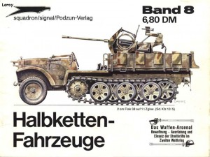 Halbketten Fahrzeuge - Waffen-Arsenal 008