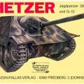 헤처 구축 전차-Waffen 무기 053