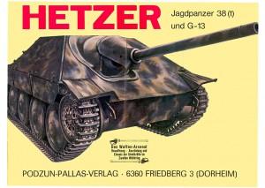 Hetzer - Waffen Arsenal 053