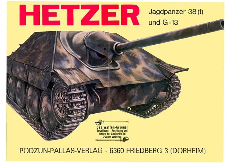 Hetzer - Waffen Arsenaal 053
