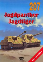 Jagdpanther & Ягдтигр - Wydawnictwo Militaria 207