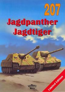 Jagdpanther & Jagdtiger - Wydawnictwo Militaria 207