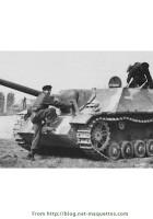 Jagdpanzer - Jagdpanther - JagdTiger - Foto