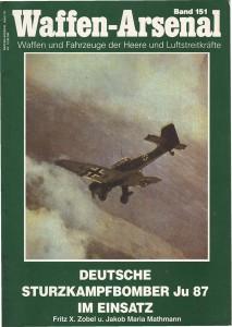 Junkers JU 87 - Waffen Arsenal 151
