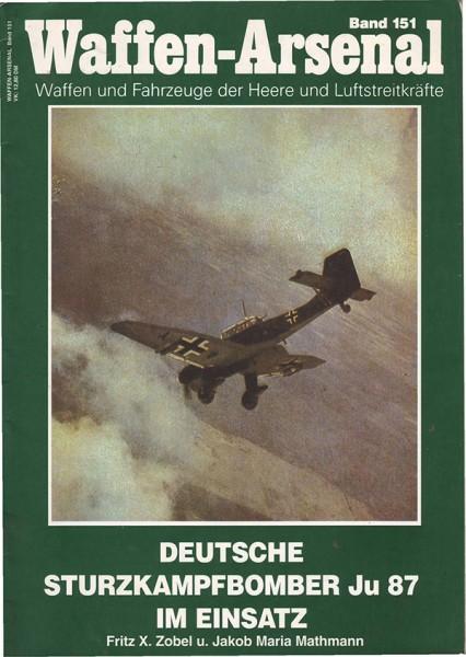 Junkers JU 87 - Arsenale di Armi 151
