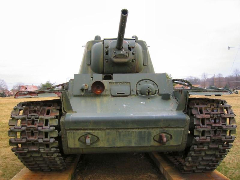 KV-1 - Andar em Torno de
