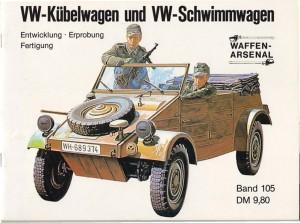 Kübelwagen - Schwimmwagen - Arsenal De Armas 105