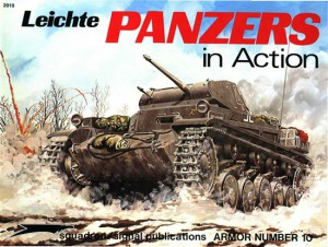 Leichte Panzers in Action - Squadron Signal SS2010