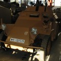 Let Tank Rekognoscering Køretøj - Sd.kfz.222 - WalkAround