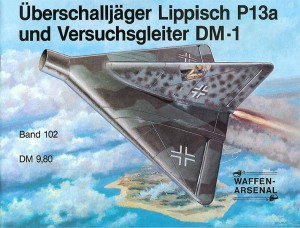 Lippisch DM-1 - Waffen-Arsenal 102