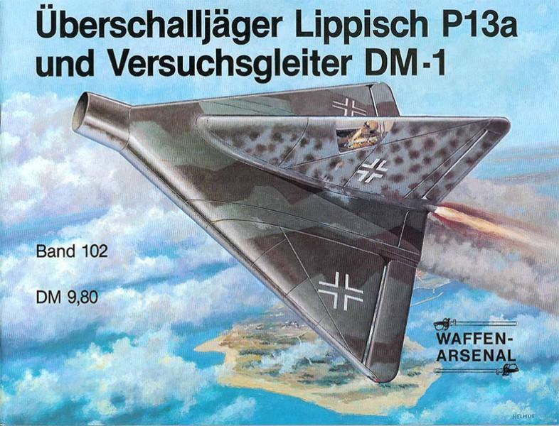 Lippisch DM-1 - 102 арсенал