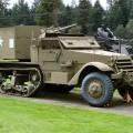 M15A1 Half-track - Camminare Intorno