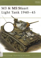 M3 & M5 - Stuart Light Tanks - NEW VANGUARD 33