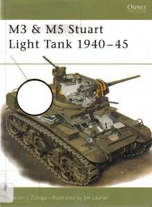 M3 & M5 - Stuart-Czołgi lekkie - NEW VANGUARD 33