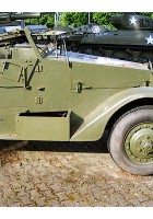 M3 scout car - spacer
