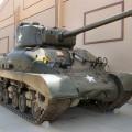 M4A1 - Sherman - procházet