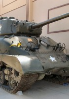 M4A1 - Sherman - Walk Around
