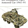 M8 Greyhound Lett Pansret Bil - NY VANGUARD 53